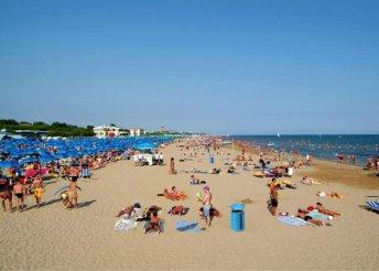8 napos nyaralás Olaszországban, Jesolóban, a Vianello*** Hotelben
