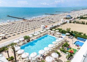 8 napos nyaralás Olaszországban, Jesolóban, a Luxor & Cairo**** Hotelben