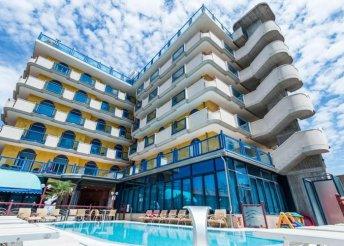 8 napos nyaralás Olaszországban, Jesolóban, a Brioni Mare**** Hotelben