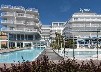 8 napos nyaralás Olaszországban, Jesolóban, a Le Soleil**** Hotelben