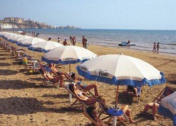 8 napos nyaralás Olaszországban, Garganóban, a Pellegrino Palace Club**** Hotelben