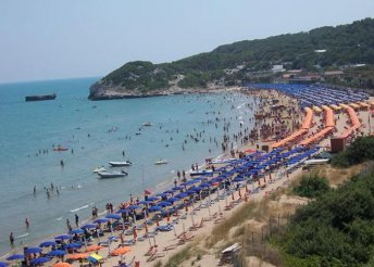 8 napos nyaralás Olaszországban, Garganóban, a Julia Residence-ben***
