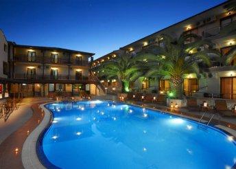 2 napos nyaralás Görögországban, Chalkidiki-félszigeten, a Simeon*** Hotelben