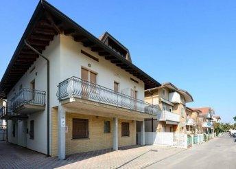 8 napos nyaralás Olaszországban, Lignanóban, a Casa Guglielmo e Anna Apartmanházban