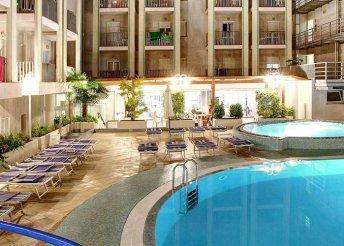 8 napos nyaralás Olaszországban, Lignanóban, a Palace Sabbiadoro**** Hotelben