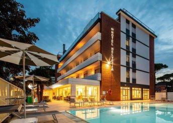 8 napos nyaralás Olaszországban, Lignanóban, a Helvetia*** Hotelben