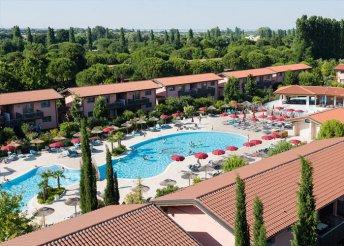 8 napos nyaralás Olaszországban, Lignanóban, a Green Village**** Resortban