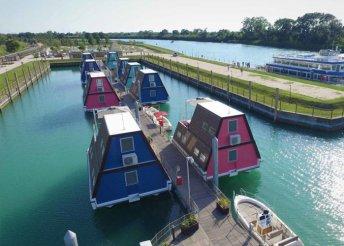 8 napos nyaralás Olaszországban, Lignanóban, a Marina Azzura**** Resortban