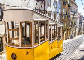 7 napos körutazás Portugáliában, repülőjeggyel, illetékkel, reggelivel