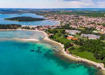 8 napos nyaralás Horvátországban, Isztrián, Medulinban, a Holiday*** Hotelben
