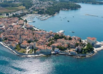 2 napos nyaralás Horvátországban, Isztrián, Porecben, a Goran Apartmanházban