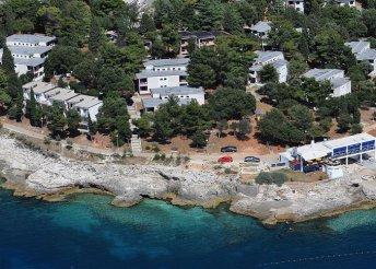 8 napos nyaralás Horvátországban, Isztrián, Pulában, a Horizont** Resortban