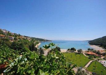8 napos nyaralás Horvátországban, Isztrián, Rabacon, a Hedera*** Hotelben