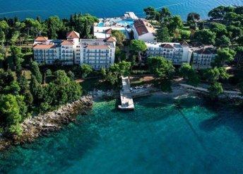 8 napos nyaralás Horvátországban, Isztrián, Rovinjban, a Katarina*** Hotelben