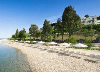 8 napos nyaralás Horvátországban, Isztrián, Rovinjban, az Eden*** Hotelben