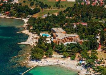 Nyaralás Horvátországban, Isztrián, Umagon, a Sol Umag**** Hotelben