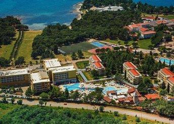 2 napos nyaralás Horvátországban, Isztrián, Umagon, a Village Sol Garden Istra**** Hotelben