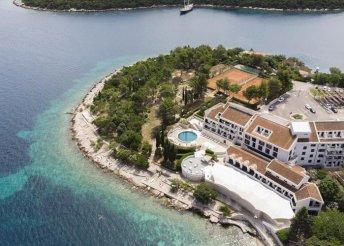 8 napos nyaralás Horvátországban, Dalmáciában, Korcula-szigeten, a Liburna*** Hotelben