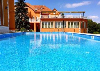 5 napos nyaralás 2 személyre Esztergomban, a Bellevue**** Hotelben, félpanzióval