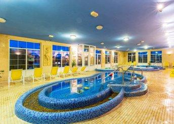 2 nap 2 személyre Esztergomban, a Bellevue**** Hotelben, félpanzióval, wellness használattal, nyáron is