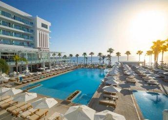 6 napos nyaralás Cipruson, Ayia Napán, az Anmaria Beach**** Hotelben