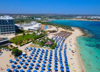 6 napos nyaralás Cipruson, Ayia Napán, az Asterias Beach**** Hotelben