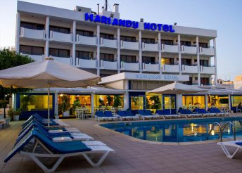 8 napos nyaralás Cipruson, Larnacán, a Mariandy** Hotelben