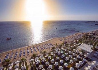 8 napos nyaralás Cipruson, Protaraszban, a Constantinos The Great Beach***** Hotelben