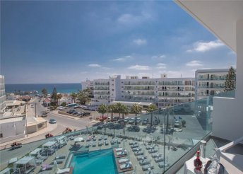 8 napos nyaralás Cipruson, Protaraszban, a The Blue Ivy**** Hotelben