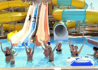 8 napos nyaralás Egyiptomban, Hurghadán, a King Tut Aqua Park Beach Resort**** Hotelben