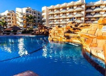 8 napos nyaralás Egyiptomban, Hurghadán, a Seagull Beach**** Hotelben
