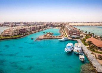 8 napos nyaralás Egyiptomban, Hurghadán, a Sunny Days Resort Spa & Aqua Park**** Hotelben