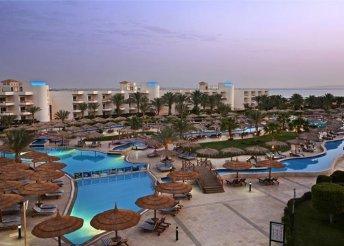 8 napos nyaralás Egyiptomban, Hurghadán, a Long Beach Resort**** Hotelben