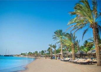 8 napos nyaralás Egyiptomban, Hurghadán, a Sindbad Aqua**** Hotelben