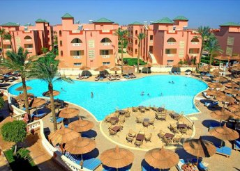 8 napos nyaralás Egyiptomban, Hurghadán, a Pickalbatros Sea World Resort**** Hotelben