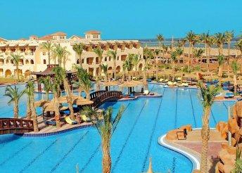 8 napos nyaralás Egyiptomban, Sharm El Sheikh-ben, a Sea Beach Aqua Park Resort**** Hotelben