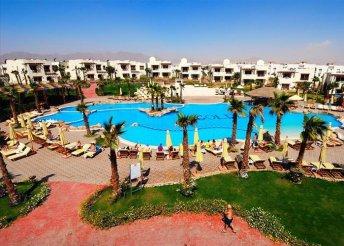 8 napos nyaralás Egyiptomban, Sharm El Sheikh-ben, a Shores Golden**** Hotelben