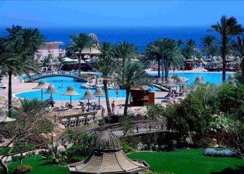8 napos nyaralás Egyiptomban, Sharm El Sheikh-ben, a Parrotel Beach Resort***** Hotelben