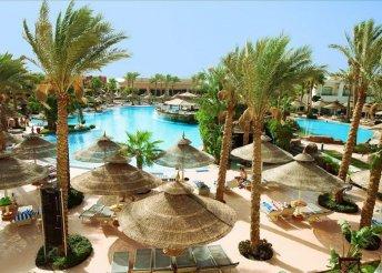 8 napos nyaralás Egyiptomban, Sharm El Sheikh-ben, a Sierra**** Hotelben