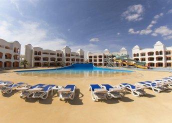 8 napos nyaralás Egyiptomban, Sharm El Sheikh-ben, a Tropitel Waves***** Hotelben