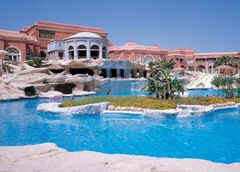 8 napos nyaralás Egyiptomban, Sharm El Sheikh-ben, a Laguna Vista Beach***** Hotelben