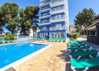 8 napos nyaralás Spanyolországban, Mallorcán, az Isla Dorada*** Hotelben