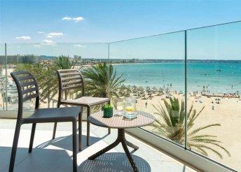 8 napos nyaralás Spanyolországban, Mallorcán, a Las Arenas**** Hotelben