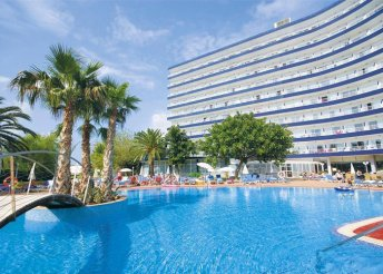 8 napos nyaralás Spanyolországban, Mallorcán, a HSM Atlantic Park**** Hotelben
