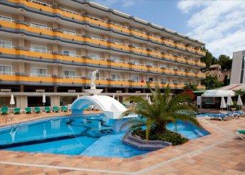 8 napos nyaralás Spanyolországban, Mallorcán, a Sunna Park**** Hotelben