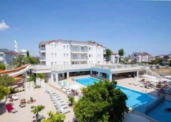 8 napos nyaralás Törökországban, Sidében, a Cats Garden*** Hotelben