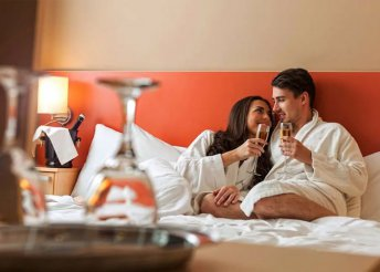 3 napos romantikus wellness 2 főre félpanzióval a miskolctapolcai Bástya Wellness Hotelben****