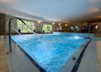 3 napos őszi szüneti wellness 2 főre félpanzióval a miskolctapolcai Bástya Wellness Hotelben****