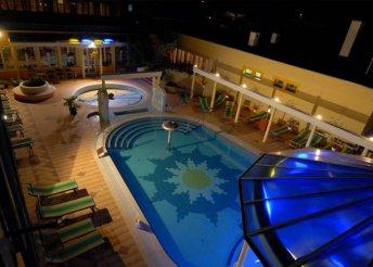 3 vagy 4 napos luxus wellness 2 személyre Hajdúszoboszlón, a Rudolf Hotelben, all inclusive ellátással