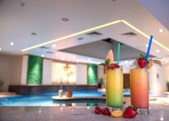 6 napos nyaralás és wellness 2 személyre a hévízi Palace**** Hotelben, félpanzióval